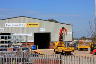 BRADFORDS BUILDING SUPPLIES, EXMOUTH