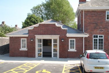 BEACON PARK POLICE STATION, PLYMOUTH