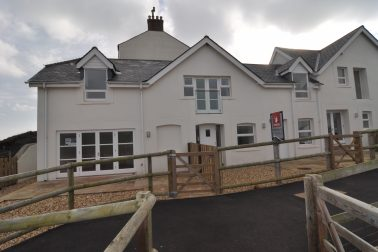 NEW HOUSING DEVELOPMENT, HALLSANDS